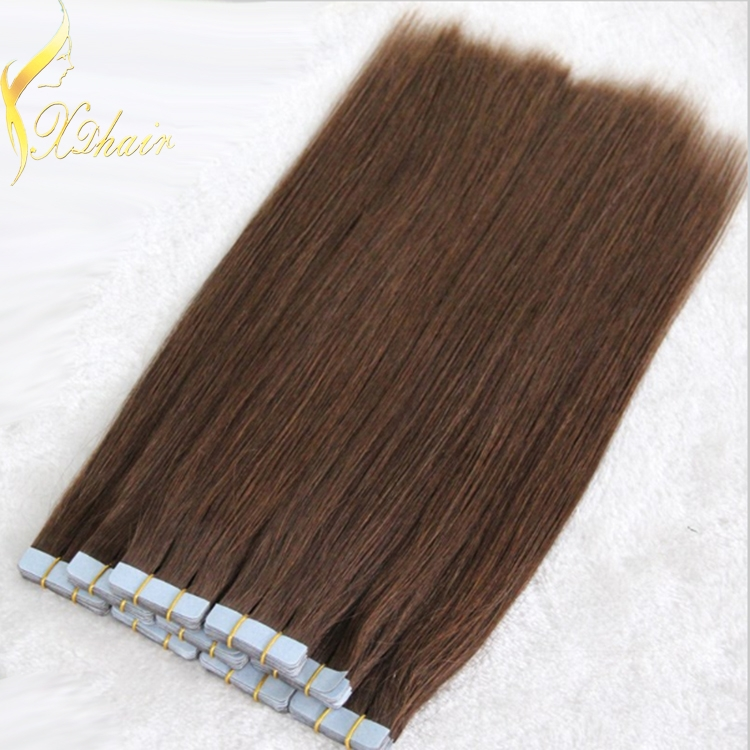 Highest Quality Human Hair All Kinds Of Colors Skin Weft 8 30inch