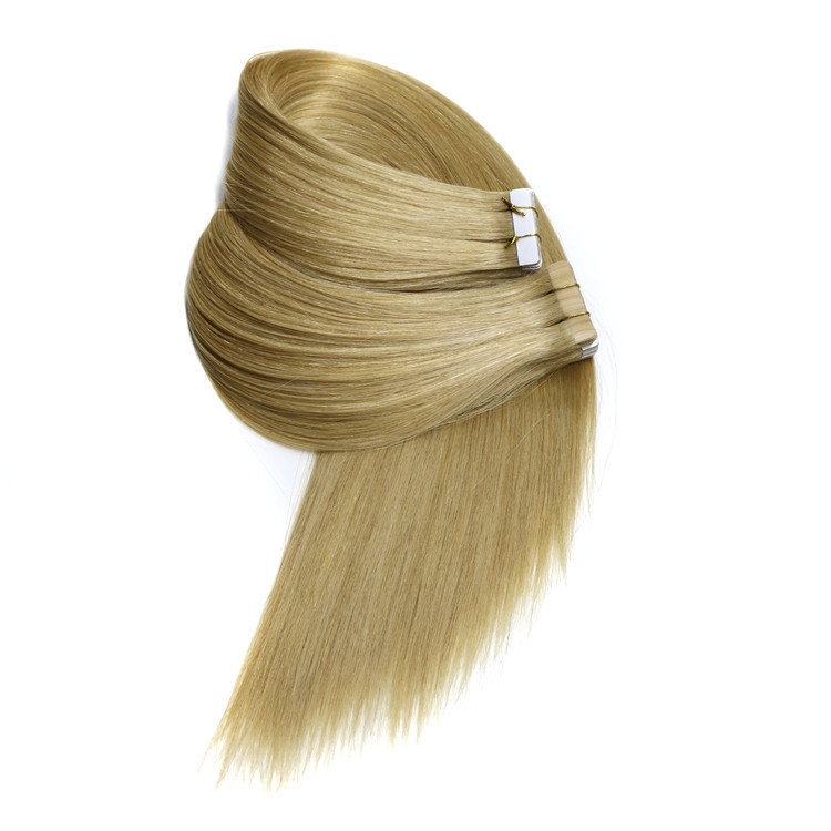 In stock alibaba express skin weft wholesale free shipping 100% virgin brazilian indian remy human hair PU tape hair extension