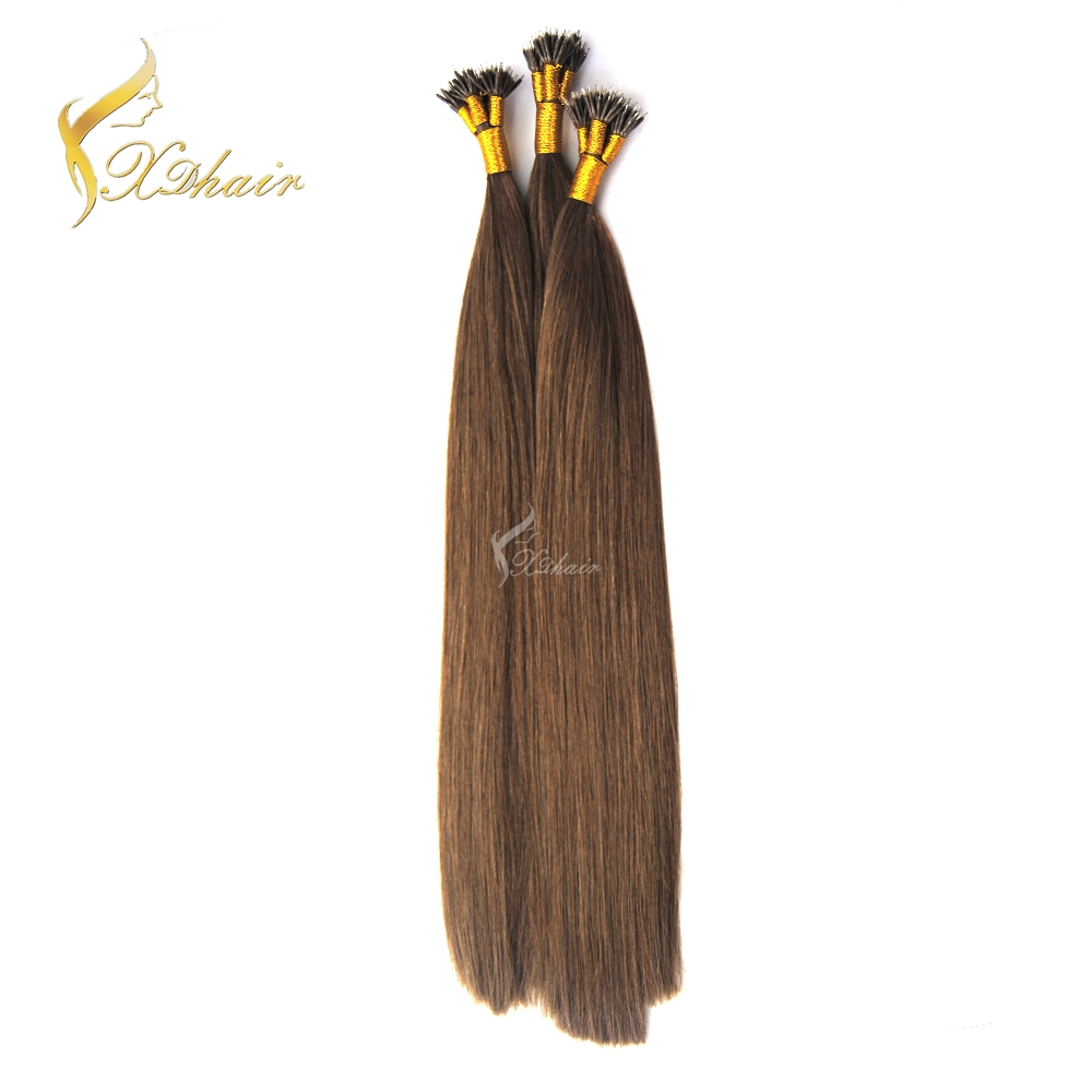 Nano tip hair 100 human hair extensions wholesale high quality nano tip hair 100 human hair extensions wholesale high quality cheap price double drawn trade pmusecretfo Image collections