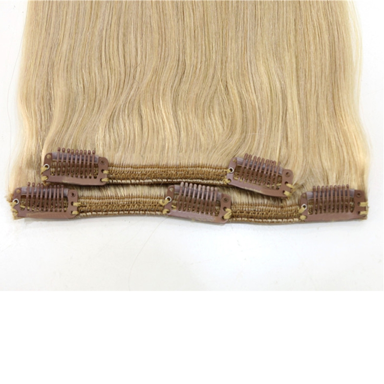 alibaba express best selling products 100% virgin brazilian indian remy human hair seamless clip in hair extension