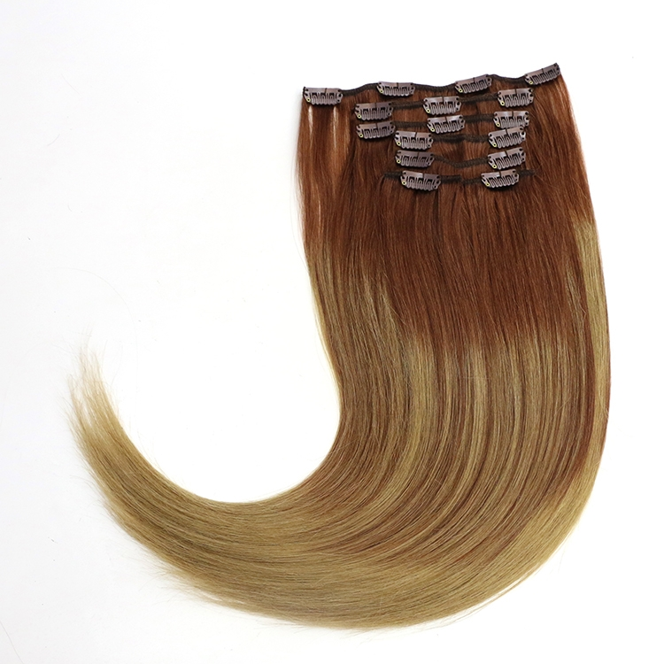 Balayage Color Wholesale Price Hair Extensions Supplier From China