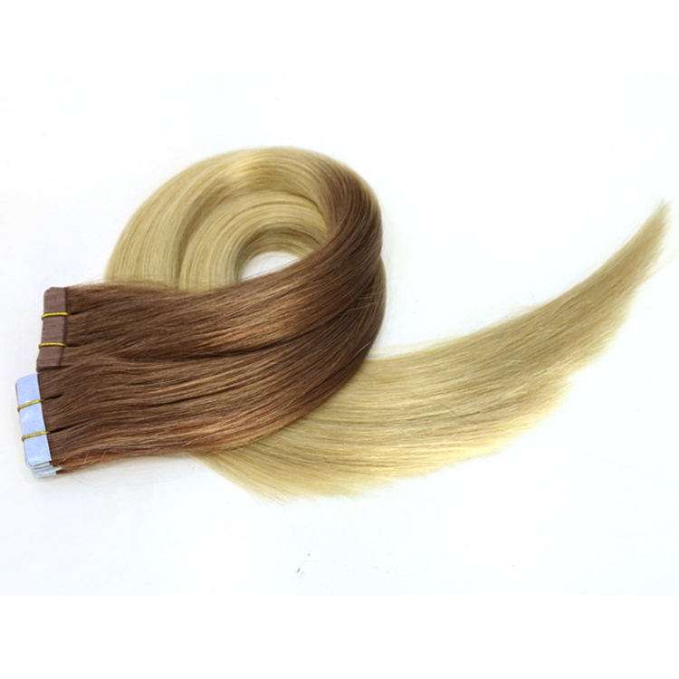 factory price new arrival virgin brazilian indian remy human PU tape hair extension