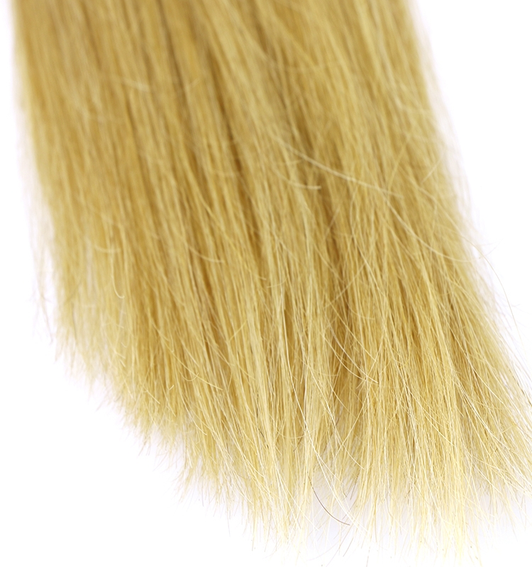 product to import to south africa double drawn thick ends 100% virgin brazilian remy human hair seamless flat tip hair extension