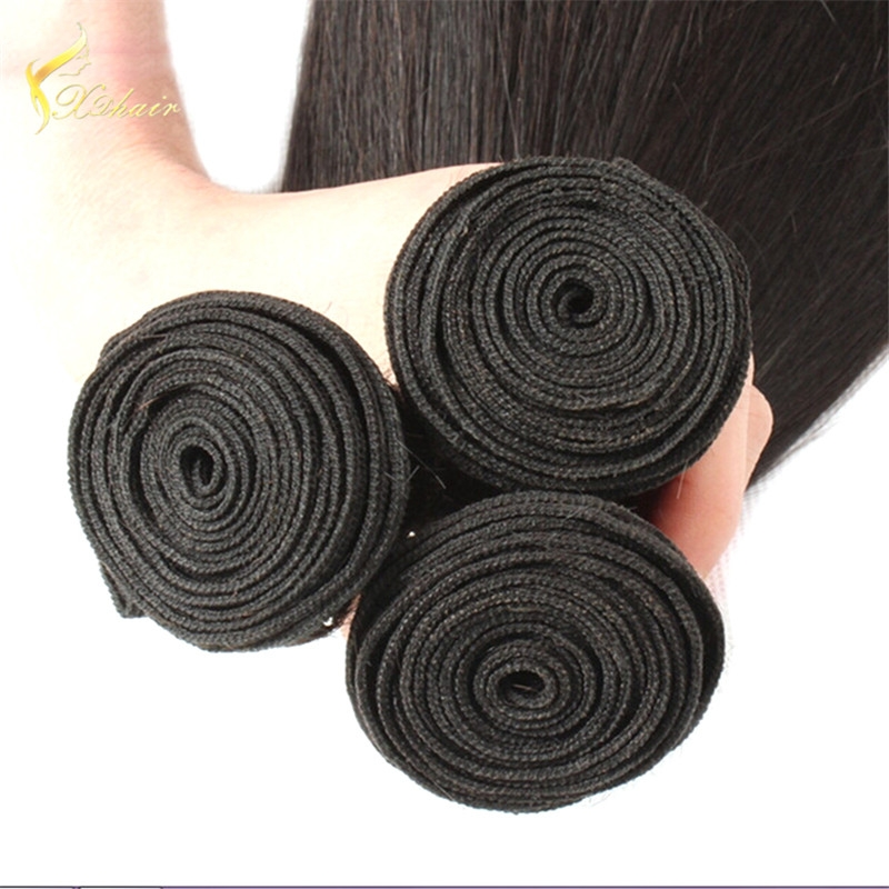 wholesale hair weave distributors high quality no tangle no shed sew in human hair weave natural hair